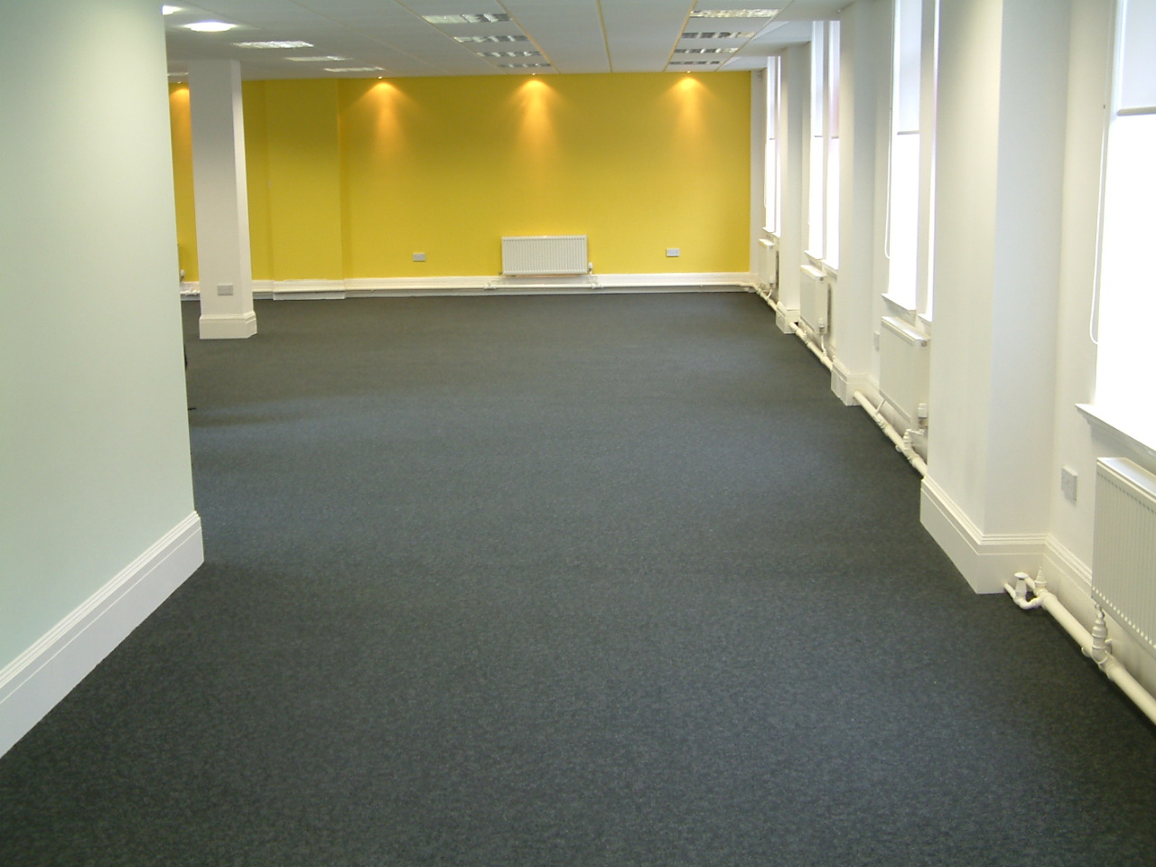 industrial office flooring. London Carpet Tiles, Industrial Office Flooring D